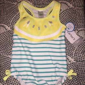 🍋🍋 Sparkly Lemon Swimsuit 🍋🍋